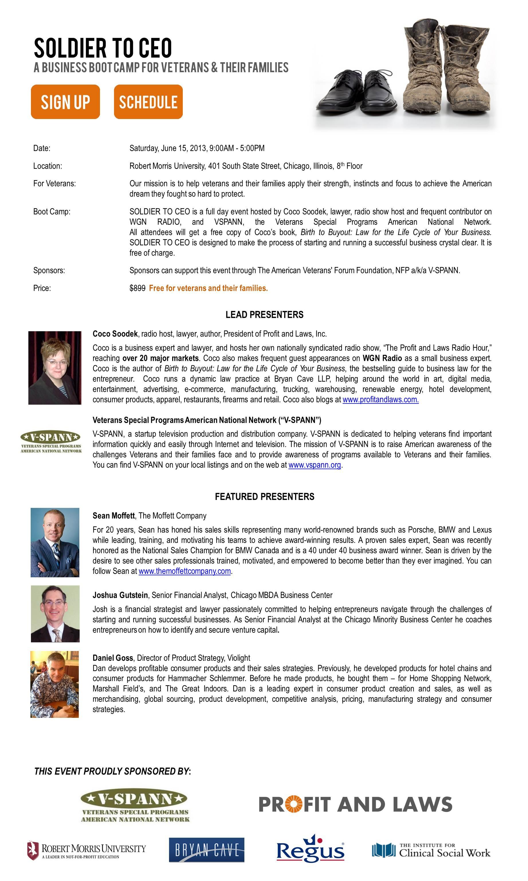 Vet Bootcamp Webpage 05-30