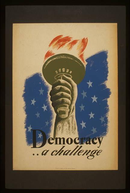 Democracy - a Challenge WPA